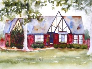 Tasha's house