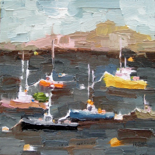 boats at bar harbor