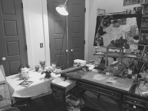 Studio Shot - Sandi Hester